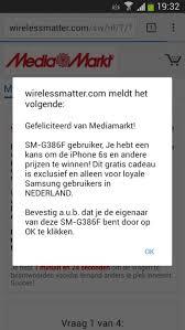 iphone gewonnen virus android