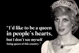 Princess Diana Quotes Impressive Princess Diana Inspiring Quotes From The People's Princess