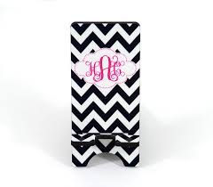 desk gifts for teachers cell phone stand monogrammed gift personalized desk accessories charger stand gifts desk decor end of year gift