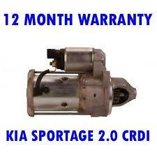 s l225 jpg kia sportage 2 0 crdi 2008 2009 2010 15 remanufactured starter motor