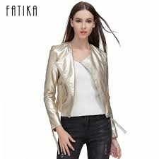 new autumn winter women brand faux soft leather jackets with pockets zippers coat motorcycle short jacket outerwear