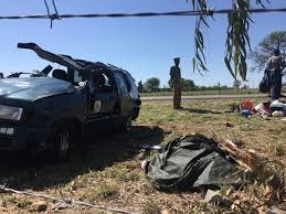 Horrific Car accident in Gweru kills two – Report Focus News