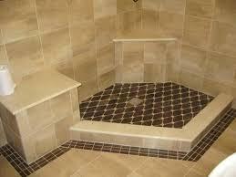 how to install a tile shower tile fiberglass shower pan install tile around shower base install pebble tile shower floor