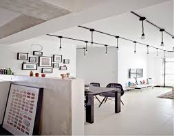 office track lighting. Track Lighting For Small Kitchens Basement Office Decor Ideas