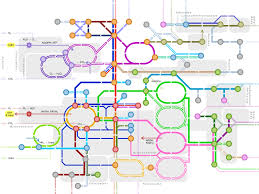 Metabolic Pathways Chart Metabolism Wikipedia