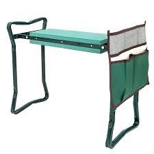 garden kneeler seat gardening and seat garden seat with garden seat reviews gardening and seat