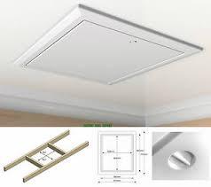 loft hatch door. image is loading timloc-1169-white-loft-hatch-insulated-hinged-drop- loft hatch door