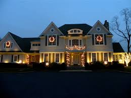 outdoor holiday lighting ideas architecture. Contemporary Ideas House String Lamps Lights Plants Windows Tree Door Landscape Lighting  Franklin Tn Outdoor Holiday Ideas Architecture Christmas Homesfeed Victorian Style  Throughout T