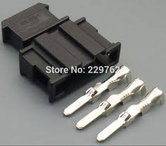 12v car battery pump alligator clip charger cable terminal clip on shipping 10 sets 3 pin auto wire harness male connector car electrical wire connector plug