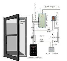 single door access control wiring diagram images single door rfid keypad access controlhigh quality control