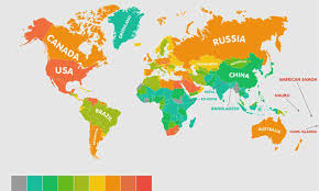 How Fat Is Your Country And Which Nations Have The Highest