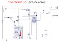 thermistor wiring diagram thermistor image wiring using analogue input thermistor on thermistor wiring diagram
