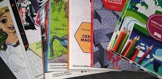 Book Review Mes Livres De Coloriages Myst Res Youtube
