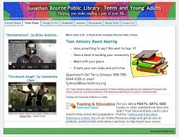 Make a web site for teen