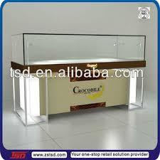 Jewelry Display Floor Stands TSDW100 Floor standing wooden jewelry display showcaseluxury 69