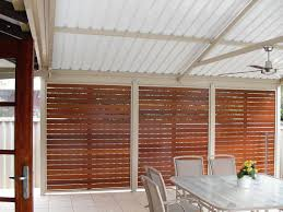 outdoor privacy screen panels designs