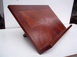 folding desk lectern atril de mesa plegable