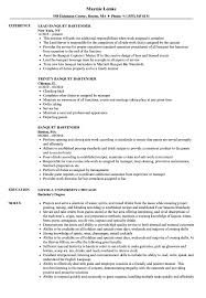 Sample Bartender Resume Banquet Bartender Resume Samples Velvet Jobs 54