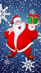 Art Santa Claus Ded Moroz Event Christmas Wallpaper