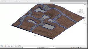 Site Designer Revit 2019 Bim Revit Site Design 02 Creating Roads And Flat Surfaces