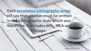 Great Expectations     Test     Chapters    Format of Annotated Bibliography See handout for general information about annotated bibliographies and an example annotated