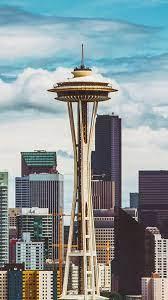 Seattle iPhone Wallpapers - 4k, HD ...