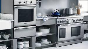 contemporary kitchen appliances  home interior design