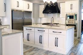 Kitchen Cabinets Doors And Drawers Custom HERITAGE WHITE SHAKER Kitchen Cabinets Bargain Outlet