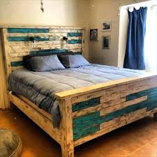 homemade bed frames homemade bed frame ideas wood pallet bed frame with  headboard furniture ideas homemade . homemade bed frames ...