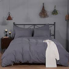 rural dandelion 100 washed cotton duvet cover bedding set healthy luxurious comfortable breathable soft and