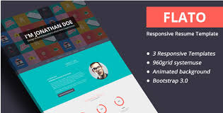 95 Best Resume Website Templates 2017