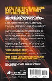 com the dark story of eminem updated edition com the dark story of eminem updated edition 9781849384582 nick hasted books