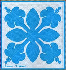 64 best Hawaiian Quilts and instructions images on Pinterest ... & #Hawaii, Hibiscus quilt pattern http://wp.me/p291tj- Adamdwight.com