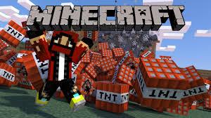 Minecraft | TNT Run Challenge