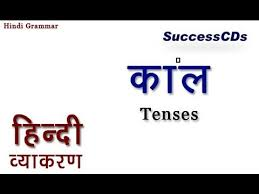 Learn Hindi Grammar Kaal Tenses