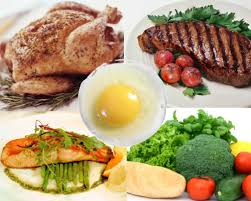 Image result for pictures of protein and fiber foods