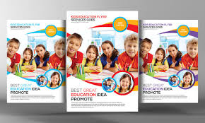 school education flyer photos graphics fonts themes templates kids school education flyer template