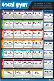 Weider Ultimate Body Works Exercise Chart Pdf