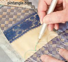 marking seam Sharon B's CQ Stencils You have to buy the stencils ... & My stitchers templates enable you to take your embroidery to the next  level. Use them to easily design hand embroidery patterns on your quilting  projects. Adamdwight.com