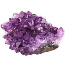 Decorative Quartz Rocks Amazoncom Rockcloud Natural Purple Amethyst Quartz Crystal