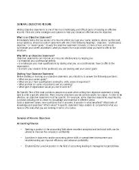 what to type in the objective section of a resume writing objective resume tehnolife