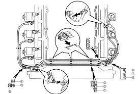 2004 toyota tacoma v6 spark plug wire diagram wiring diagram local i am trying to out how to install the plug wires for 2001 2004 toyota tacoma v6 spark plug wire diagram