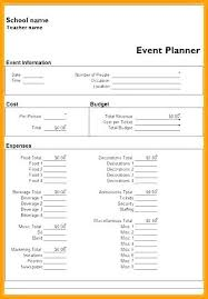 Cost Proposal Template Word Free Event Proposal Template Event Planning Cost Template
