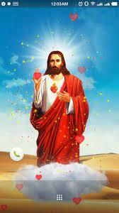 God and Jesus -Live wallpaper for ...