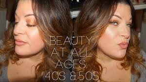beauty at all ages makeup for women in their 40s 50s eye focus you