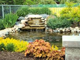 fullsize of marvelous medium size waterfalls how to pondless waterfall kits diy design small