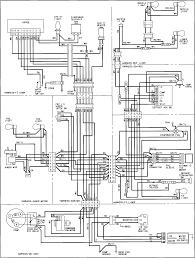 Unusual schematic wiring diagram of a refrigerator gallery the