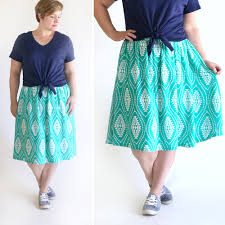 Simple Skirt Pattern With Elastic Waist Unique Inspiration Ideas