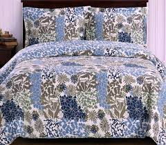 Elegant Quilts And Coverlets Hawaiian Tropical Blue Green Floral ... & Elegant Quilts And Coverlets Hawaiian Tropical Blue Green Floral Lightweight  Quilt Coverlet Set Oversized Adamdwight.com