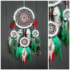 Dream Catcher Christmas Ornament DiKoDiHandmade on Twitter Christmas dream catcher Christmas 27